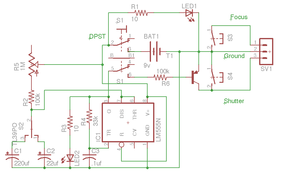 Intravolimeter Schematic